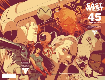 EAST OF WEST #45 (Final Issue)